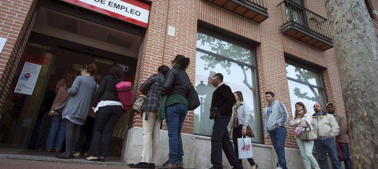 Foto: Valencia, a la cola de Europa en tasa de empleo. (EFE)