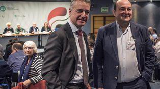 El PNV cortocircuita el 'procés' y se convierte en el tercer partido