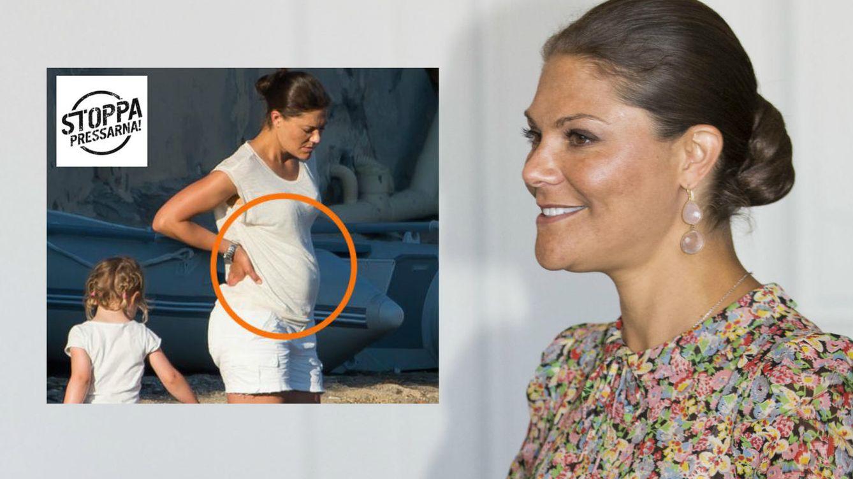 La princesa Victoria de Suecia y los rumores de embarazo que no cesan
