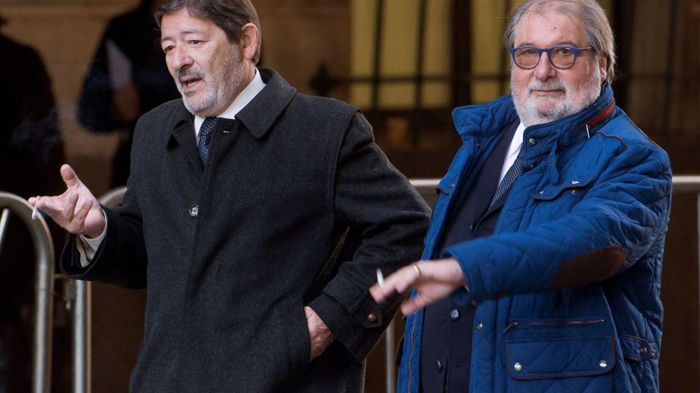 """La chulería de Guerrero, el que repartía los ERE, en el juicio: """"Estaba deseando"""""""