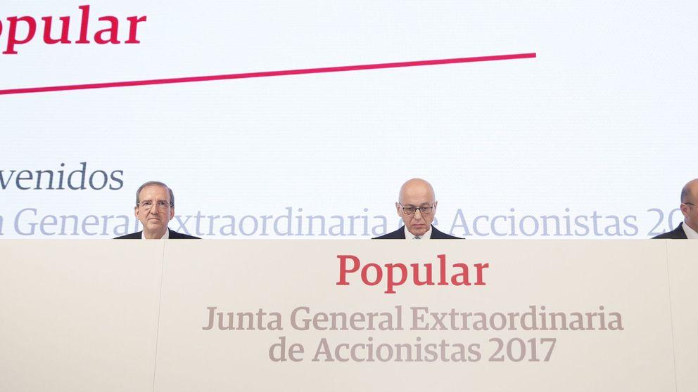 Los vips del Popular y Uría y Menéndez ultiman las demandas contra el consejo