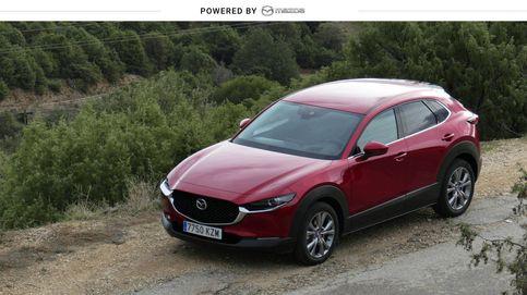 Mazda CX30, con gran sentido de la estética y menor consumo