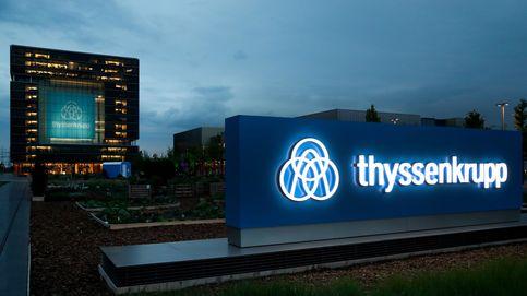 La empresa alemana ThyssenKrupp hará recorte de personal