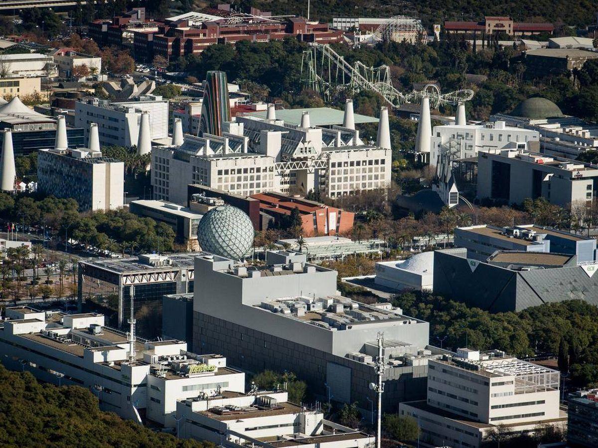 Foto: Vista del parque tecnológico de la Cartuja, que ocupa el recinto de la Expo 92. (EFE)