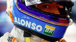 Si la reencarnación existiera, este tío [Fernando Alonso] ha sido un guerrero en otra vida
