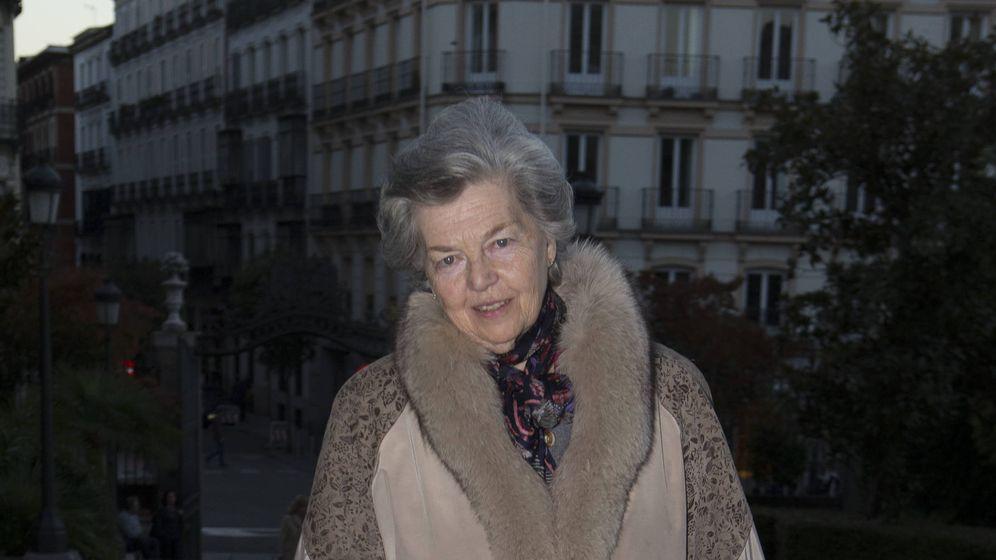 Foto: Ana de Orleans. (José Martín)