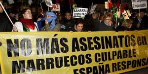 Marruecos restringe el paso a los periodistas en la frontera con Ceuta