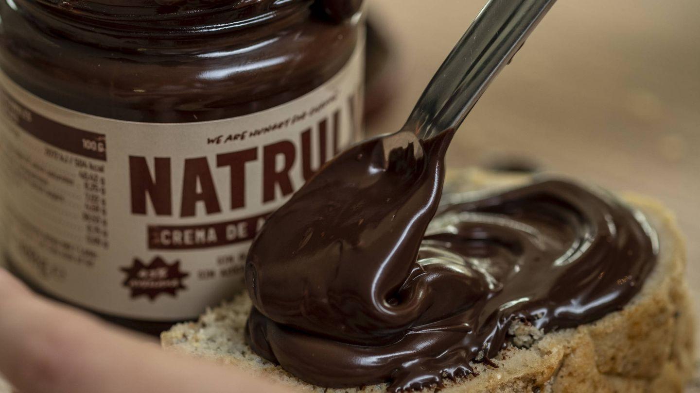 Natruly, crema de cacao.