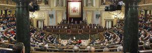 """Foto: Las Cortes deciden el próximo mes si continúan pagando un """"sueldo"""" a 55 exparlamentarios"""