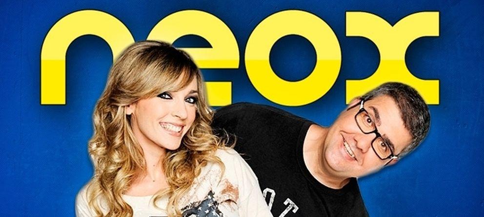 Foto: Los presentadores de la gala, Anna Simón y Florentino Fernández (Antena 3)
