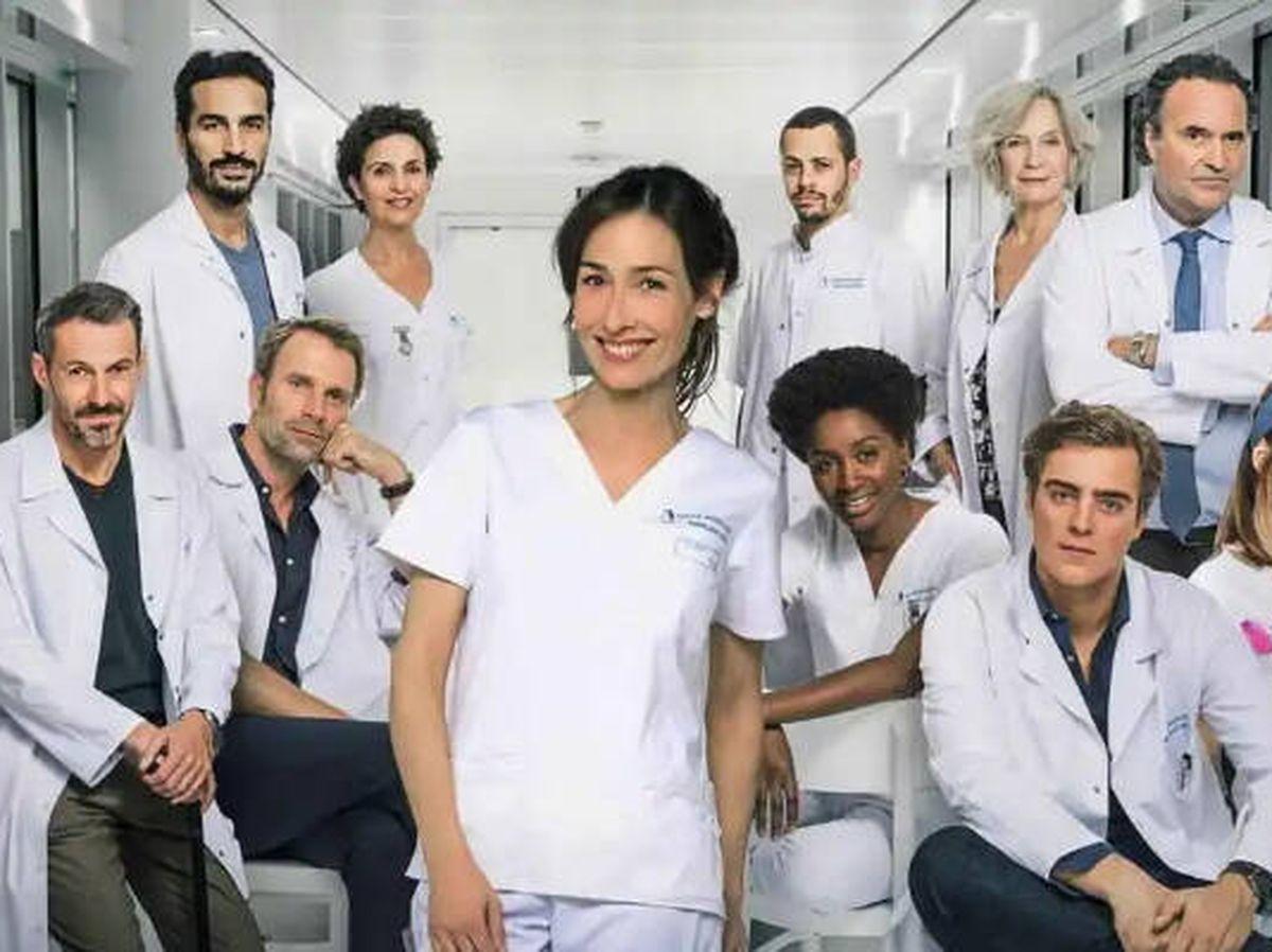 Foto: 'Nina, una enfermera diferente'. (Telecinco)