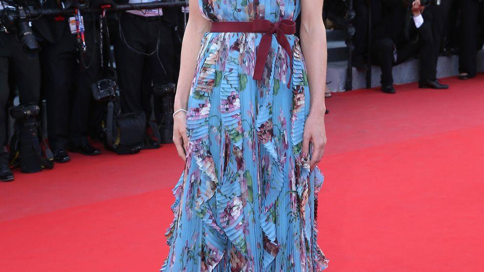 Carlota Casiraghi derrocha belleza y estilo en su reaparición en Cannes