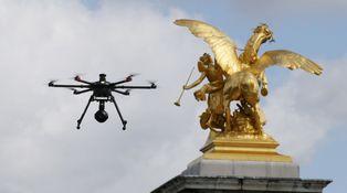 ¡Que vienen los drones! (Y que tiemble el empleo)