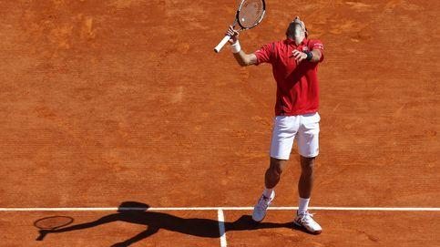 Vesely baja a la tierra a Djokovic: no perdía tan pronto desde hacía tres años