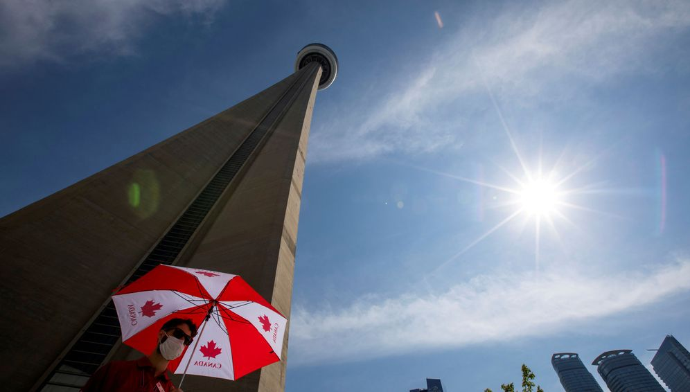 Foto: Entrada del metro de Toronto, en Canadá. (Reuters)
