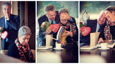 La romántica sorpresa de San Valentín del presidente de Austria a su mujer