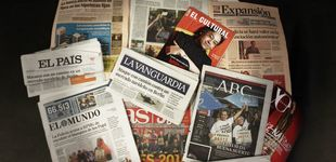Post de 'El Periódico' y 'La Vanguardia' exploran imprimir juntos en plenos recortes