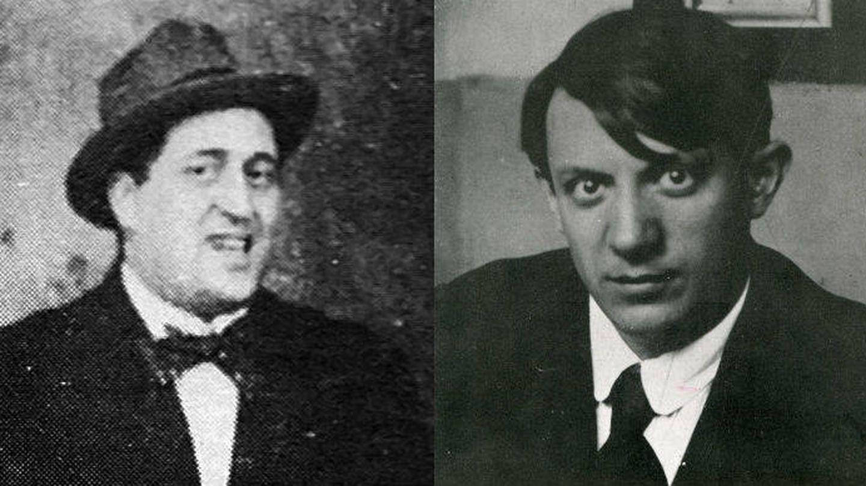 Apollinaire y Picasso fueron interrogados como sospechosos de robar la 'Gioconda'