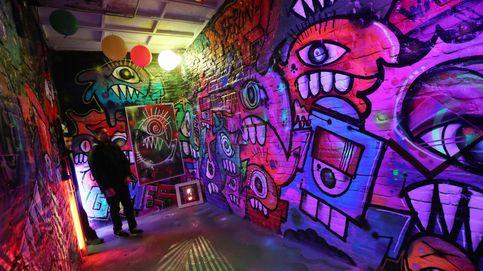 Proyecto de arte 'Wandelism' en Berlín