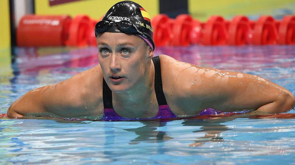 Foto: Mireia Belmonte ha denunciado la situación de los deportistas olímpicos. (EFE)