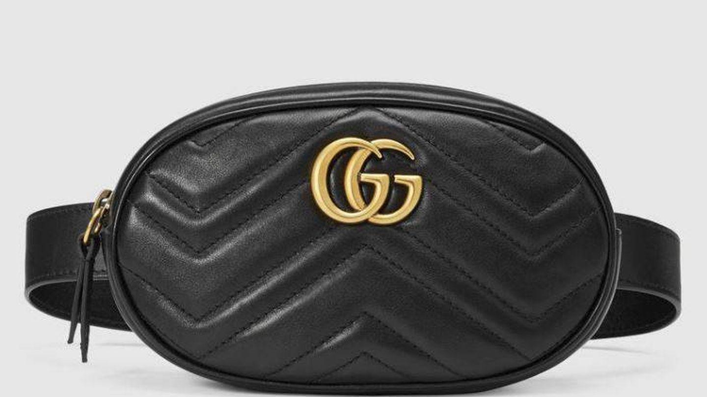 El bolso de Paula Echevarría de Gucci cuesta 850 euros. (Web de Gucci)