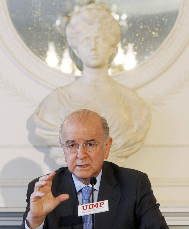 Foto: El presidente de BMN, Carlos Egea. (EFE)