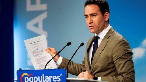 García Egea consigue sentar a Cs y Vox en Murcia para cerrar un pacto de última hora