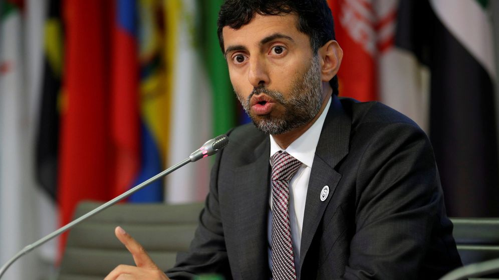 Foto: El presidente de Cepsa, Suhail Mohamed al Mazrouei. (Reuters)
