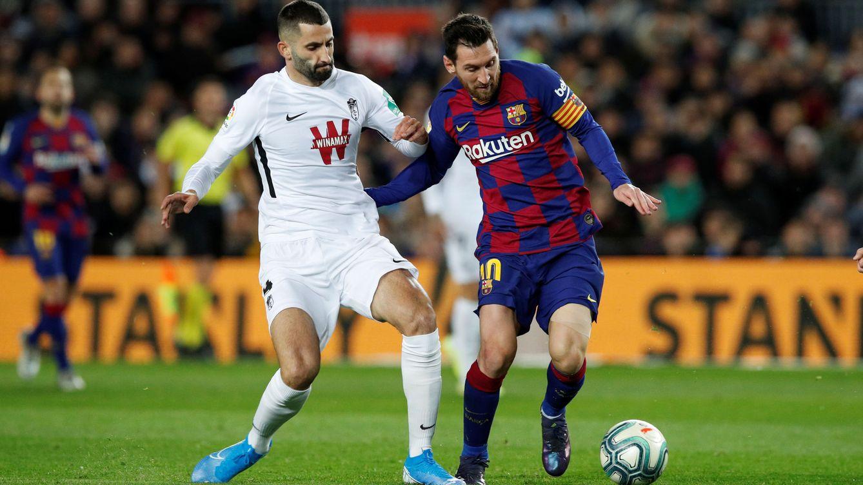 Granada-Barça y Betis-Athletic, los platos fuertes de los cuartos de final de la Copa