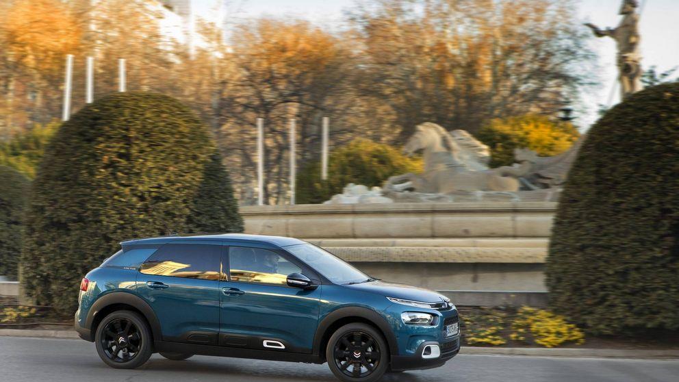 Nuevo Citroën C4 Cactus, confortable y de precio ajustado