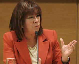 Foto: Cristina Narbona presidirá la Comisión Gestora del PSM