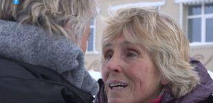 Post de La aventura más loca de Jesús Calleja con Mercedes Milá en el Ártico