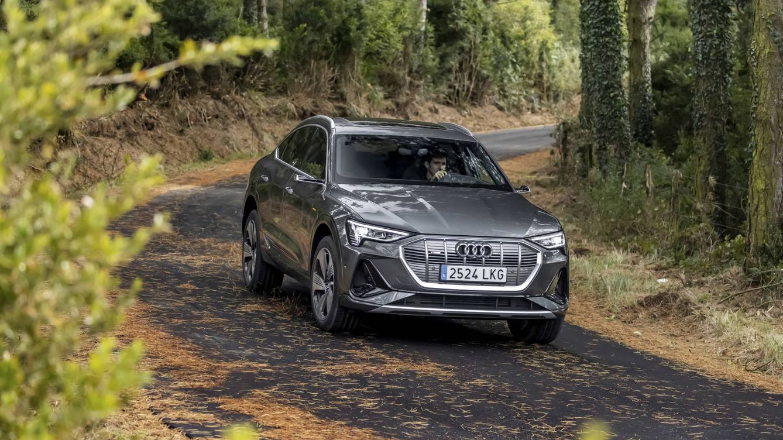 Audi e-tron Sportback, una nueva apuesta eléctrica de estilo deportivo