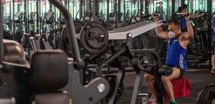 Post de Descubre por qué no ganas músculo las primeras semanas de gimnasio