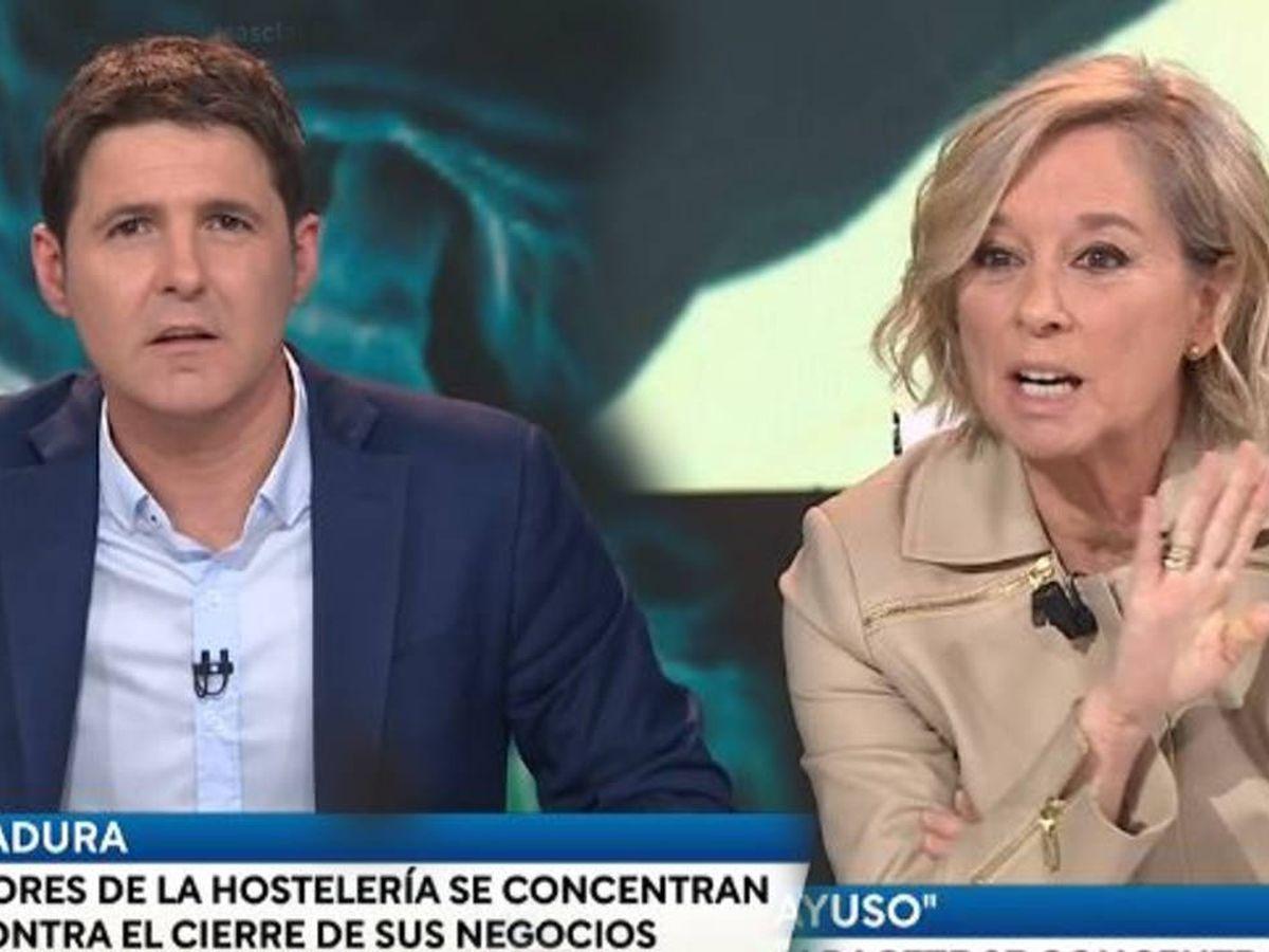 Foto: Jesús Cintora y Carmen Remírez de Ganuza. (RTVE)