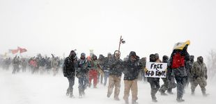 Post de Standing Rock: la 'patata caliente' de 10.000 millones que Obama deja a Trump