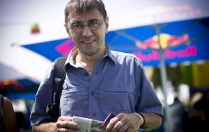 Presión en Podemos para evitar que Monedero sea candidato en Madrid