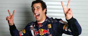 Ricciardo es el más rápido de los jóvenes en Abu Dabi