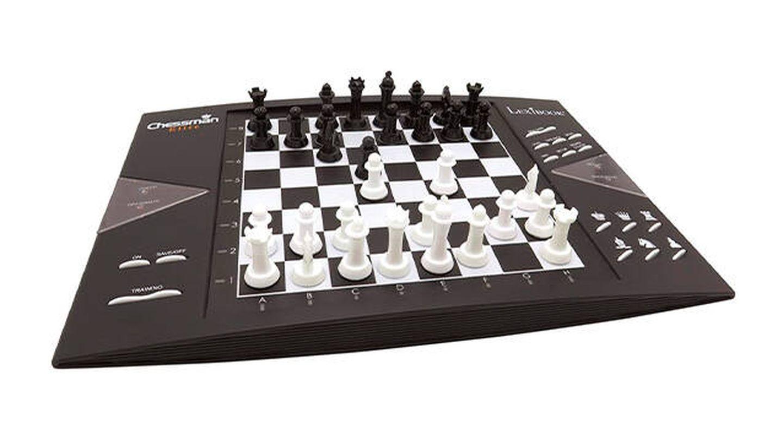 Chessman Elite Lexibook electrónico (CG1300)