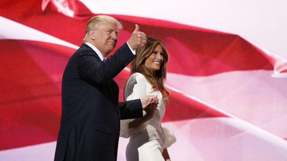 Melania Trump, acusada de plagio en la Convención Republicana