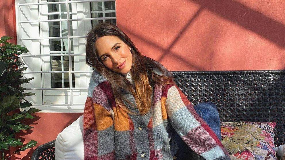Zara reinventa los tops y las chaquetas de los 90 con éxito, palabra de Rocío Osorno