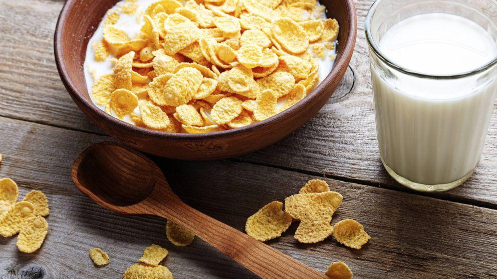Los cereales del desayuno pueden rebosar glifosato