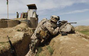 Una soldado con trastorno provoca a su jefe un cuadro psíquico similar