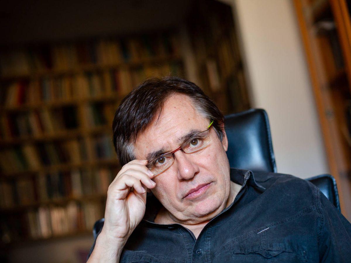 Foto: Félix Ovejero. (Fotos: Edgar Melo)