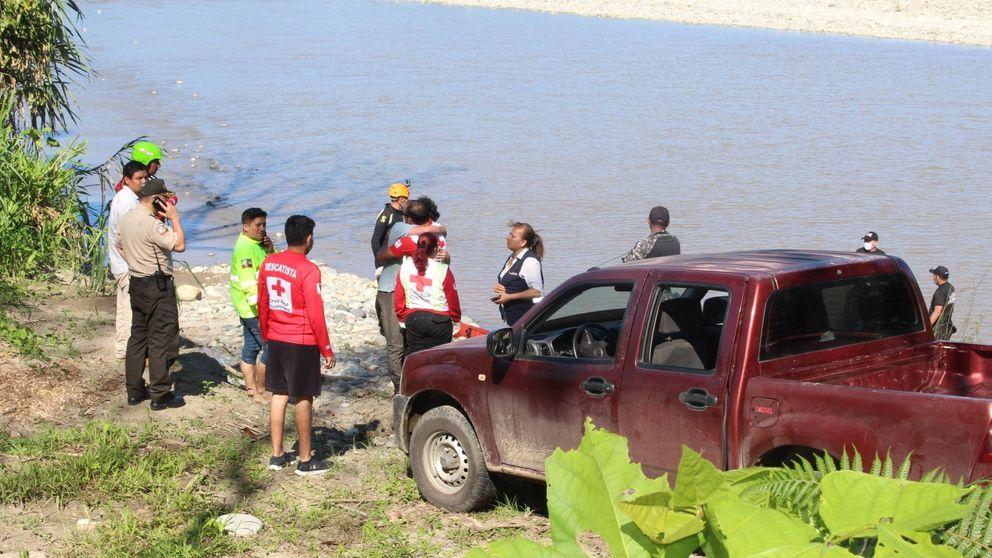 Hallado el cuerpo del español que había desaparecido en la Amazonía