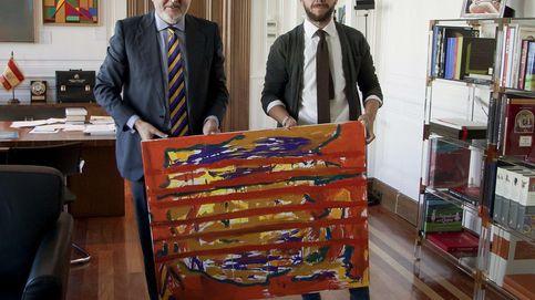 El pintor que sí le gusta al ministro de Cultura