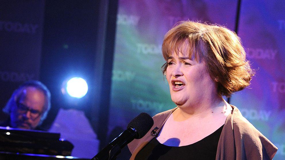 La cantante Susan Boyle revela que padece síndrome de Asperger