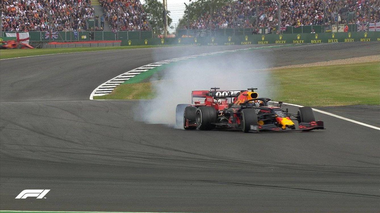 Fórmula 1: Recordman Hamilton, Vettel falla y se hunde y Carlos Sainz brilla con un 6º