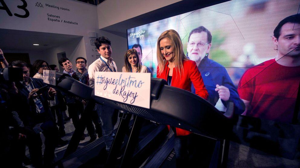 El PP cambia la estrategia de defensa de Cifuentes por la ofensiva contra el PSOE