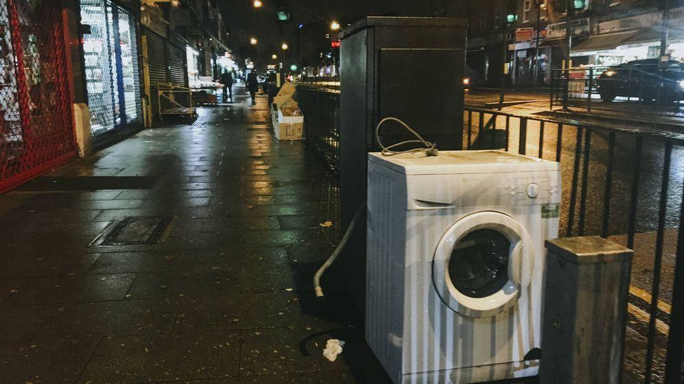 Foto: Tu lavadora de segunda mano puede acabar aquí. (iStock)
